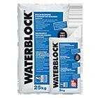 Гидроизоляционная неорганическая обмазочная смесь на цементной основе.WATERBLOCK (Белый)(25кг.)