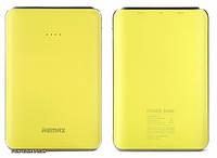 Портативная батарея ( PowerBank ) Remax Tiger RPP-33 5000 mAh yellow