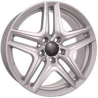 Литые диски TechLine TL723 R17 W7.5 PCD5x112 ET42 DIA66.6 Silver