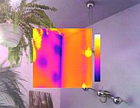 Тепловизионное обследование квартиры, дома, зданий.