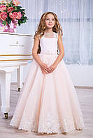 Нарядное бальное платье для девочки 9783