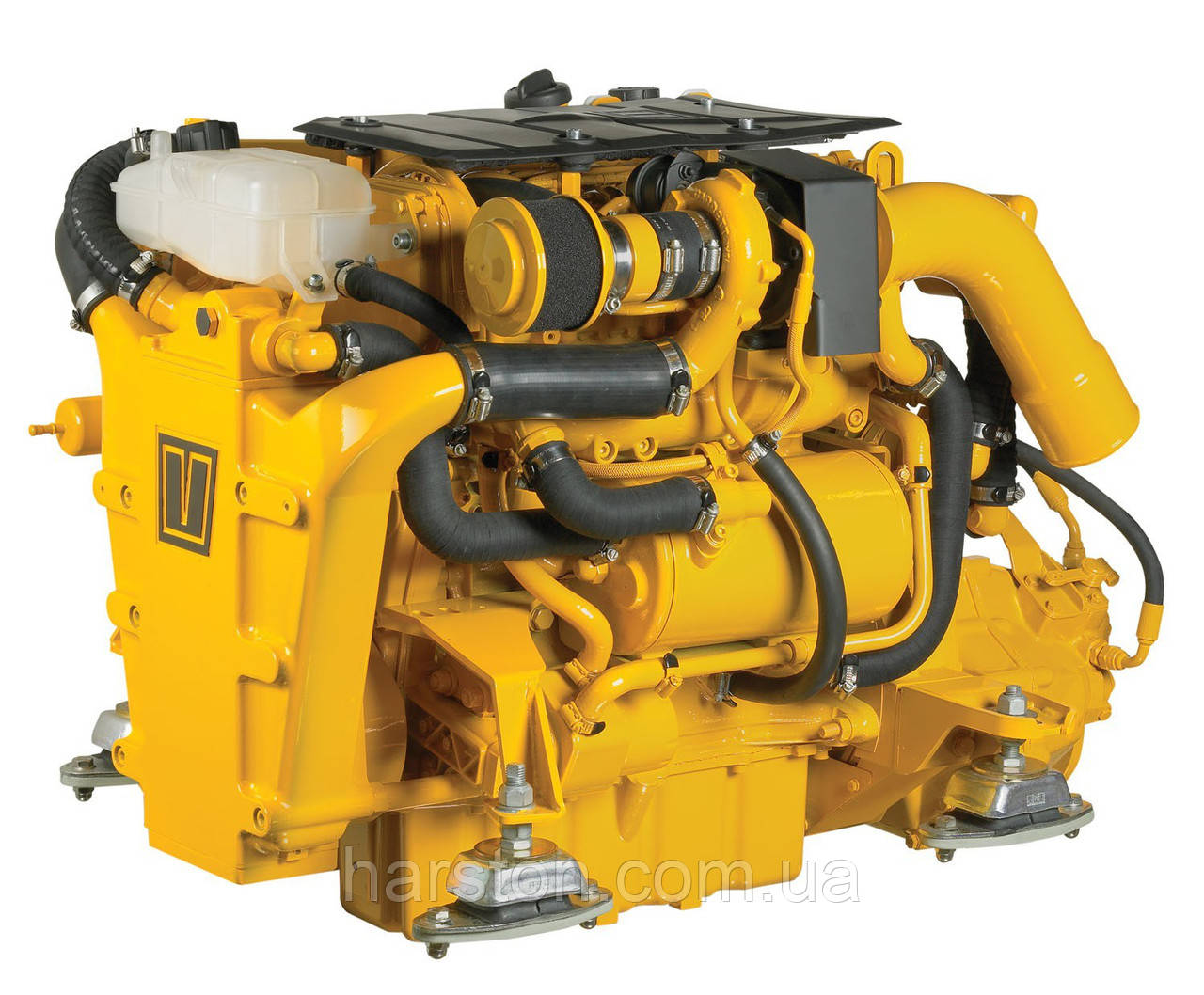 Двигатель для яхты VETUS ENGINE VF4.140E 12V/1P SKU: VF4140G