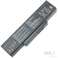 Аккумулятор для ноутбука Asus A32-K72 (A72, K72, K73, N71, N73, X77) 11.1V 7800mAh Black