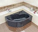 Ванна акриловая угловая Redokss Verona 160х105 L, фото 8