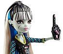 П, Кукла Monster High Фрэнки Штейн Frankie Stein из серии Ghoul Spirit Гул Cпирит, фото 3