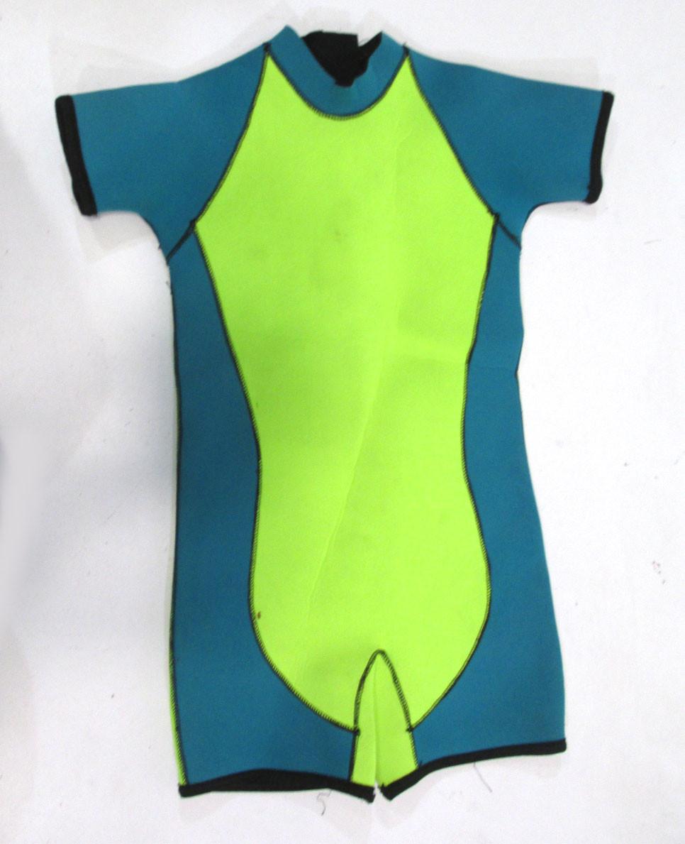 Гидрокостюм неопреновый  4 мм, детский, ПОГ - 32 см