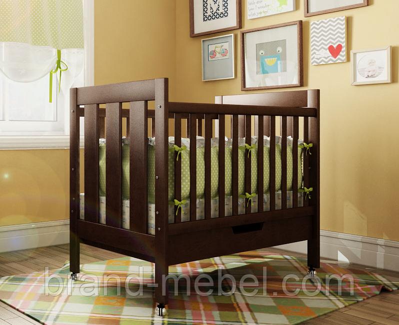 Деревянная кроватка Oscar