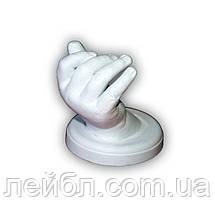 Набір для 3D зліпка ручки або ніжки дитини - Середній (діткам від 3 років), фото 3