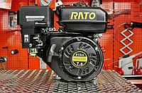 Двигатель бензо Rato R210 PF