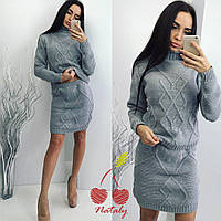 Женский костюм / шерсть с акрилом / Украина