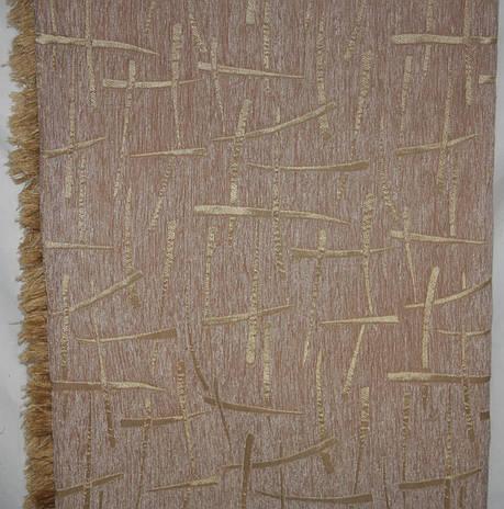 Комплект гобеленовых покрывал Супер Макс Брызги шампанского беж с коричневым, фото 2