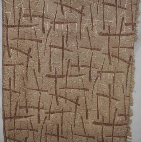 Комплект гобеленовых покрывал Супер Макс Брызги шампанского капучино, фото 2