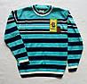 Вязаный тонкий свитер для мальчика 3 4 5 лет Турция