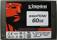 "SSD Kingston SC150 60GB 2.5"" SATAIII (RBU-SC150S3760GD) как новые"