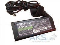 Блок питания для ноутбука Sony 19.5V, 4.7A, 90W, 6.5*4.4-PIN, 3hole, L-образный разъём, black (без кабеля)