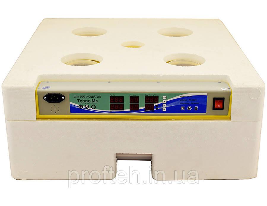 Автоматический инкубатор DZE-63 (8 лотков по 11 ячеек)