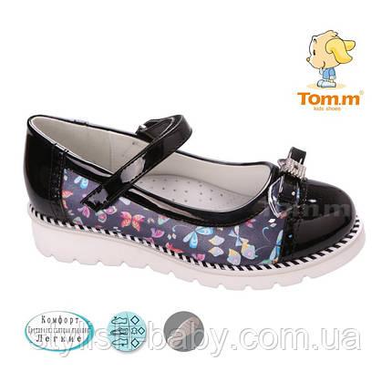 Детская обувь оптом. Детские туфли бренда Tom.m для девочек (рр. с 33 по 38), фото 2