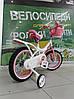 Велосипед 16 RoyalBaby JENNY GIRLS OFFICIAL UA белый / розовый RB16G-4, фото 3