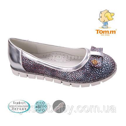 Детская обувь оптом. Детские туфли бренда Tom.m для девочек (рр. с 32 по 37), фото 2