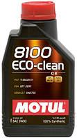 Моторное масло Motul 8100 ECO-CLEAN 5W-30 C2