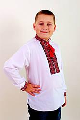 """Детская вышиванка для мальчика """"Сергей"""""""