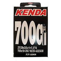 Камера Kenda 700/18-25C, штуцер FV-48 мм