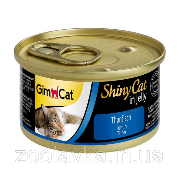 Консервы Gimpet ShinyCat Тунец