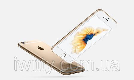 Apple iPhone 6s 32GB Gold (MN112), фото 2