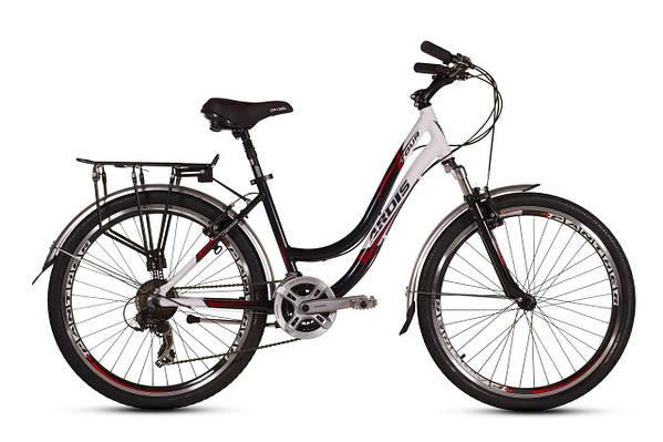 """Городской велосипед ARDIS TOUR 28"""" 19""""  Белый/Черный"""