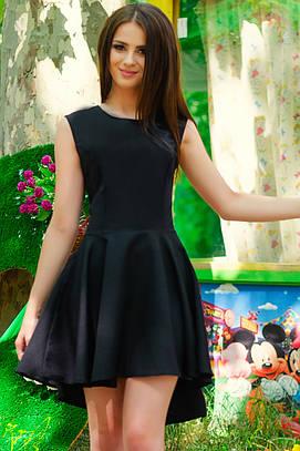 "Платье ""Fendi"" чёрное"