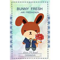 Bunny Fresh CASANOVA - освежитель воздуха