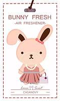 Bunny Fresh CASANOVY - освежитель воздуха