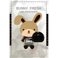 Bunny Fresh ALLURE SPORT - освежитель воздуха