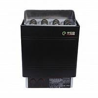 Электрокаменка для сауны EcoFlame AMC 60-D 6 кВт + пульт CON4
