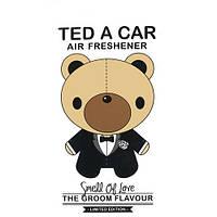 Ted A Car THE GROOM - освежитель воздуха