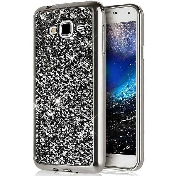Чехол для Galaxy J5 2015 / Samsung J500 Luxury Black
