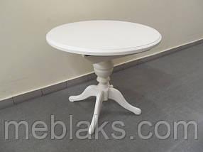 """Стол для гостинной деревянный раскладной """"Анжелика"""" 90(+42)x90х78,5 см Fusion Furniture, фото 2"""