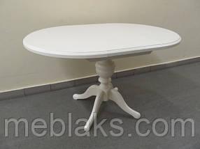 """Стол для гостинной деревянный раскладной """"Анжелика"""" 90(+42)x90х78,5 см Fusion Furniture, фото 3"""