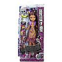 П,Кукла Clawdeen Wolf Welcome to Monster High Dance the Fright Away Клодин Вульф, фото 2