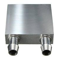 Водоблок для процессора Water Cooling Block 40*40 мм, блок водяного охлаждения
