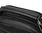 Сумка женская черная с брелком код 3-331-1, фото 8
