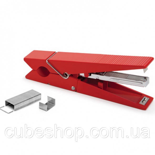 Степлер Paper Peg OTOTO (красный)