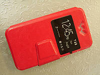 "Чохол-книжка 4you Slider 4,8""- 5,5"" (5"") (Red)"