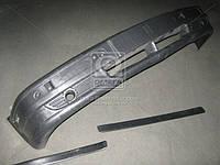 Бампер ГАЗ 31105 передний  некрашен. (производство Россия) (арт. 31105-2803010), AGHZX