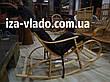 """Кресло-качалка из лозы """"Бук 1+"""", фото 4"""