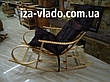 """Кресло-качалка из лозы """"Бук 1+"""", фото 3"""