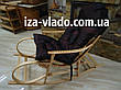 """Кресло-качалка из лозы """"Бук 1+"""", фото 5"""