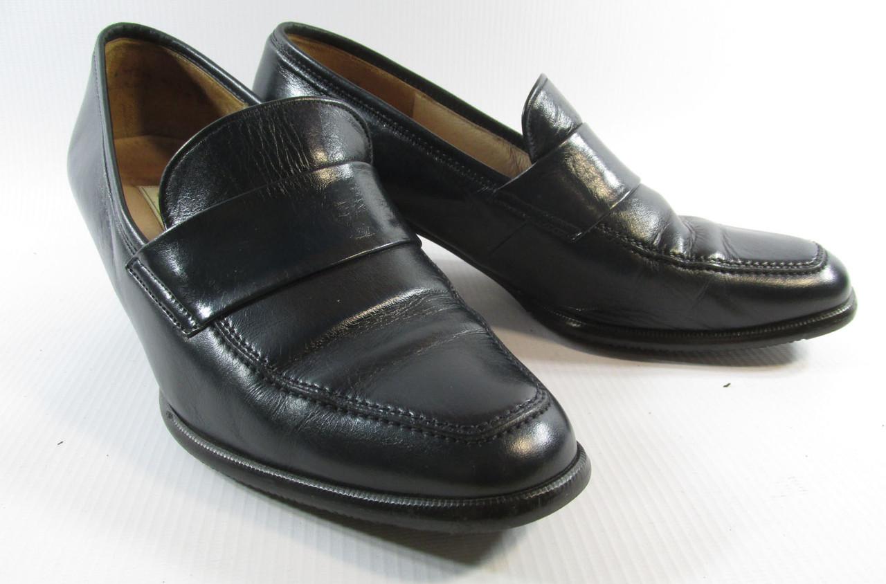 Туфли GABOR, 4 1/2, 36 (24 cм), Темно синие! Как Новые!