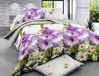 Комплект двуспального постельного белья Полевое настроение