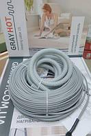 Нагревательный кабель 115м GrayHot, фото 1